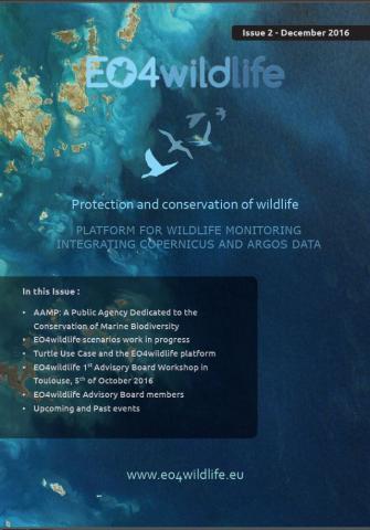 EO4wildlife Newsletter Issue-2 December-2016